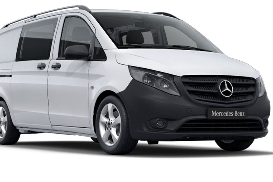 Mercedes Vito for hire from Global Go!