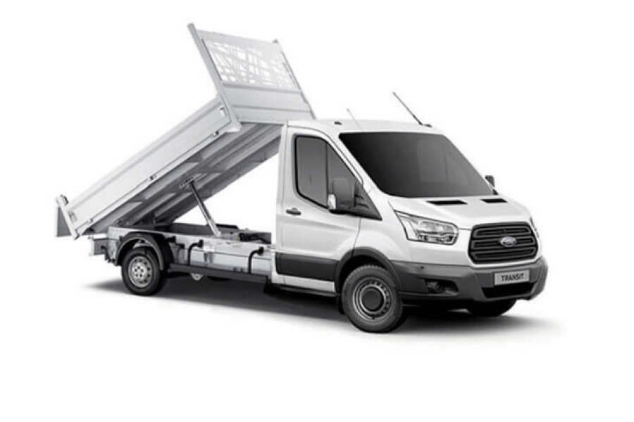 Ford Transit for hire from Global Go!
